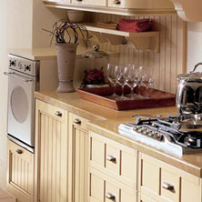 cucine country e vintage